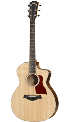 Taylor 214CE-K Deluxe Grand Auditorium Koa Acoustic-Electric Guitar