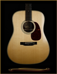"Collings D2H with 1 3/4"" Nut Width and Adirondack Braces at The Guitar Sanctuary McKinney Texas"