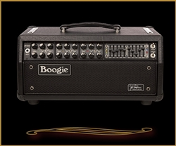 Mesa Boogie John Petrucci Signature JP-2C Head in Black