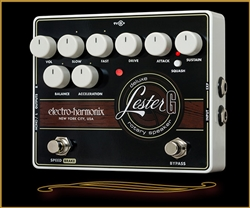 The Guitar Sanctuary | Electro Harmonix | Lester G Deluxe Rotary Speaker Pedal