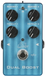 Suhr Dual Boost Pedal at The Guitar Sanctuary McKinney Texas