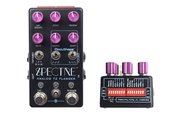 Chase Bliss Audio Spectre Analog Flanger Pedal at The Guitar Sanctuary McKinney Texas
