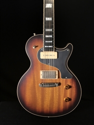Nik Huber Krautster II Custom in 2-Tone Sunburst with Double Bound Mahogany Body