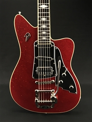 Duesenberg Paloma in Red Sparkle
