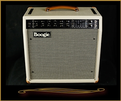 Mesa Boogie Mark Five:35 1x12 Combo in Cream Bronco with Black and White Grille