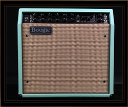 Mesa Boogie Mark Five:35 1x12 Combo in Surf Green with Cream and Tan Grille