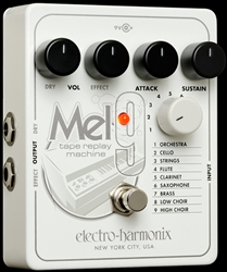 Electro Harmonix MEL9 Tape Replay Machine at The Guitar Sanctuary McKinney Texas