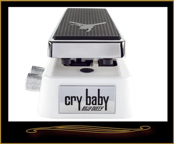 Dunlop BD95 Billy Duffy Signature Wah Pedal
