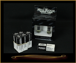 Mesa Boogie Complete Tube Set for Recto-Verb 25 Heads and Combos