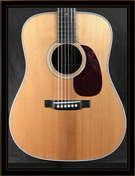 Collings D2HT with Torrefied Adirondack Spruce Top and 1 3/4 Nut Width