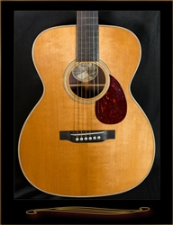 Collings OM2HT with Torrefied Adirondack Spruce Top and 1 3/4 Nut Width