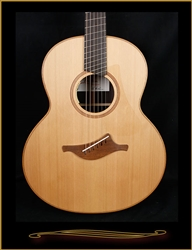 Lowden F-25XFF Rosewood and Cedar Fan-Fret