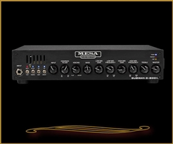 Mesa Boogie Subway D-800+ Compact Bass Head