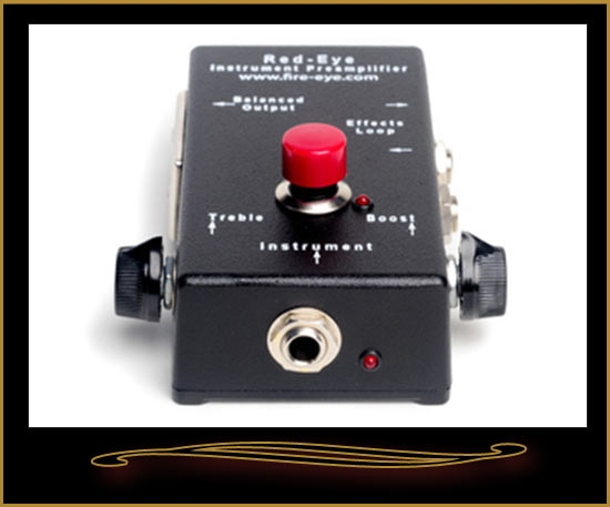 Red-Eye Instrument Preamplifier