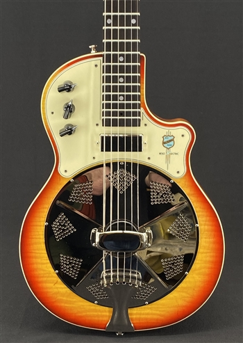 National Reso-Phonic ResoLectric in Sunburst