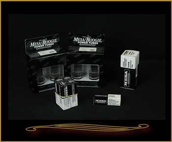 Mesa Boogie Complete Tube Set for Lone Star Amplifiers at The Guitar Sanctuary McKinney Texas