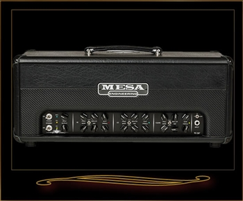 Mesa Boogie Triple Crown TC-50 Head in Black