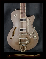 Duesenberg Starplayer TV Rusty Patina