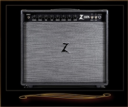 Dr. Z Z-Lux Combo in Black with ZWreck Grille