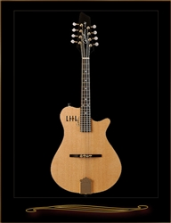 Godin A8 Acoustic-Electric Mandolin in Satin Natural