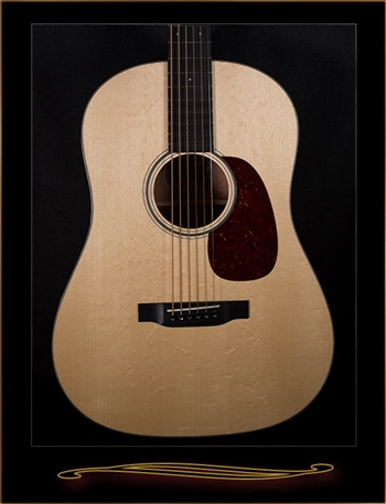 Collings B1A Baritone Acoustic with Adirondack Spruce Top