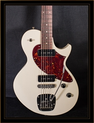 Collings 360 Baritone in Warm White