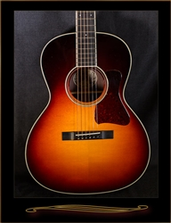 Collings C10 Deluxe with Sunburst Top