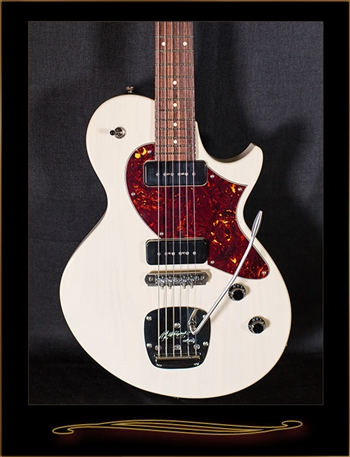Collings 360 LTM in Warm White