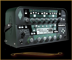 Kemper Profiler 600W Power Head and Remote Package in Black