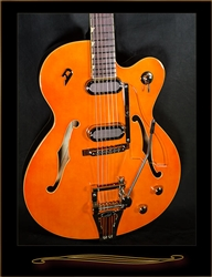 Duesenberg Gran Royale Single Cutaway in Vintage Orange