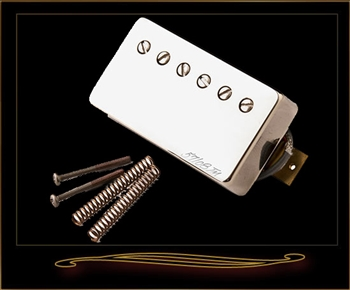 PRS ACC-3412 57/08 Treble Pickup with Nickel Cover