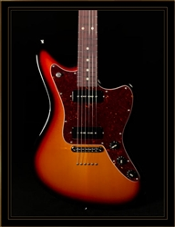 Suhr Classic JM in 3-Tone Burst with S90 Pickups and TP6 Stoptail Bridge