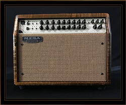 Mesa Boogie Private Reserve Rosette 300 Two:Eight Acoustic Combo in Claro Walnut