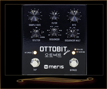 Meris Ottobit Jr Filter Pedal