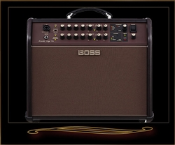 Boss Acoustic Singer Pro Acoustic Amp with Built-in Looper and Effects