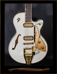 Duesenberg Starplayer TV Phonic in Venetian White
