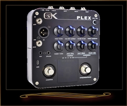 Gallien Krueger PLEX Bass Preamp Pedal with USB