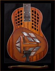 National Reso-Phonic M1 Tricone Deep Body