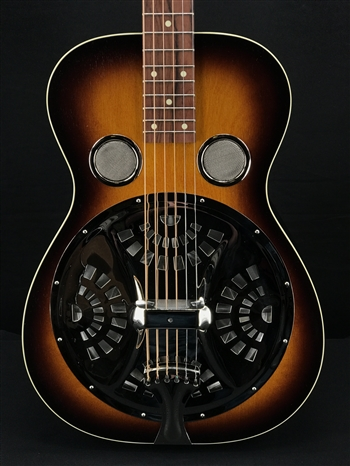 Beard Deco Phonic Model 27 Squareneck Resonator with Fishman Electronics