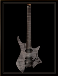 Strandberg Boden Prog 6 in Transparent Black