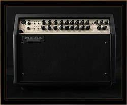 Mesa Boogie Rosette 300 Two:Eight Acoustic Combo in Black with Black Grille