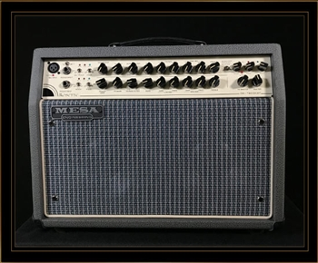 Mesa Boogie Rosette 300 Two:Eight Acoustic Combo in British Slate Bronco