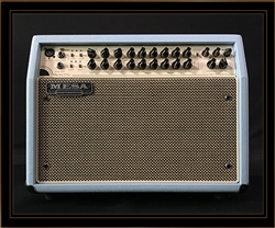 Mesa Boogie Rosette 300 Two:Eight Acoustic Combo in Baby Blue