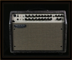 Mesa Boogie Rosette 300 Two:Eight Acoustic Combo Private Reserve Flame Maple in Charcoal Stain