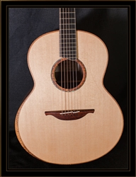 Lowden F-50 in Walnut with Sitka Spruce Top and LR Baggs Anthem Electronics
