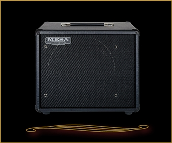 Mesa Boogie 1x12 Front Ported Thiele Cabinet with Celestion Cream