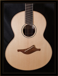 Lowden S-35FF in Indian Rosewood with Sitka Spruce Top