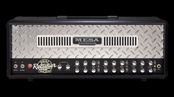Mesa Boogie Dual Rectifier Solo Head with Chrome Front Panel