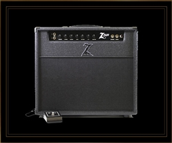 Dr. Z Z-Plus Lite 1x12 Combo Blackout with Celestion Alnico Speaker