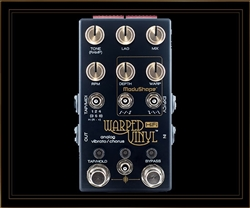 Chase Bliss Audio Warped Vinyl HiFi Analog Vibrato and Chorus Pedal